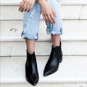 Acne studios Chelsea boots sz 36 6 black